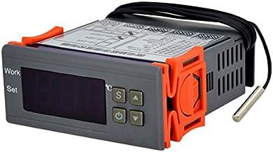 Ckeyin® Auto Termostato Digital Controlador de Temperatura