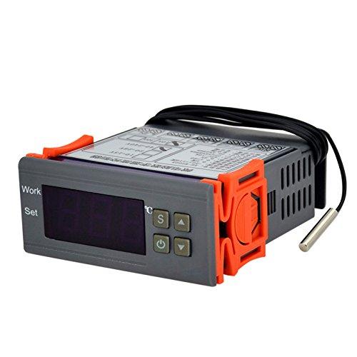 Ckeyin Auto Termostato Digital Controlador de Temperatura para Acuario (220V)