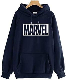 The SV Style PRINTED HOODIE: MARVEL/Hoodie for men & women/Warm Hoodie/Unisex Hoodie