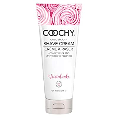 Coochy Shave Cream Frosted