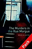 The Murders in the Rue Morgue (Oxford Bookworms Library)CD Pack