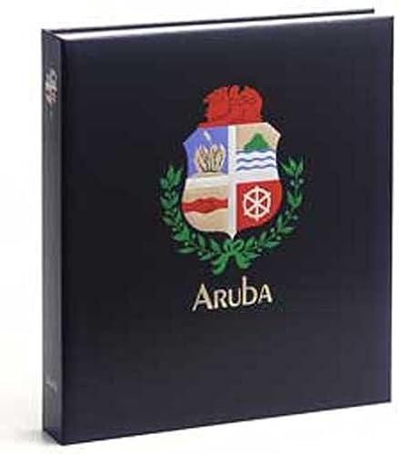 entrega de rayos DAVO 1031 Luxe stamp album album album Aruba 1986-2014  buen precio