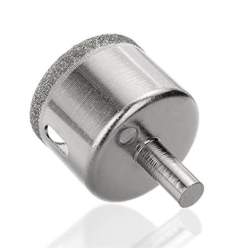 HXiaoF Bit de taladro recubierto de diamante 3-60mm para azulejo de mármol de vidrio de cerámica de vidrio de cerámica Bit de núcleo de diamante (Color : No.2 10pcs Set)