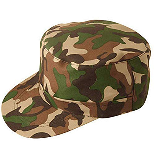 Henbrandt - Casquette Adulte Camouflage