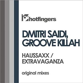Haussaxx / Extravaganza