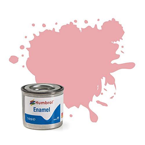 Humbrol 14 ML N ° 1 Tinlet é Mail Peinture 200 (Rose Brillant)
