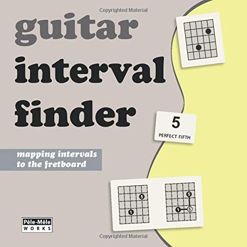 Guitar Interval Finder: Learn the Intervals on the Fretboard
