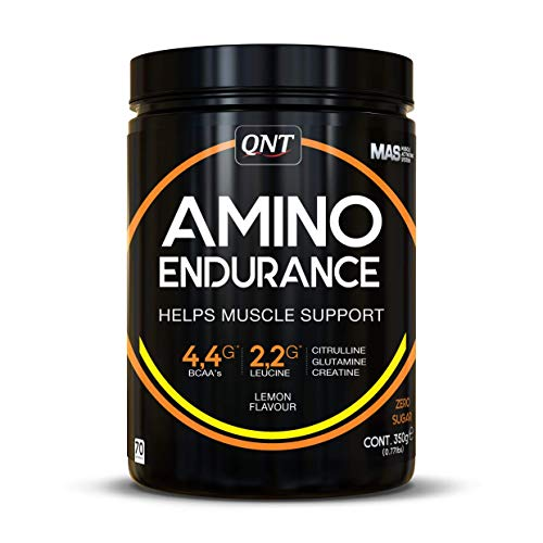 QNT Amino Endurance Powder Grapefruit 350 g