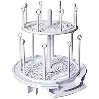 The First Years Spin Stack Drying Rack (B000K53UEI)   Amazon price tracker / tracking, Amazon price history charts, Amazon price watches, Amazon price drop alerts