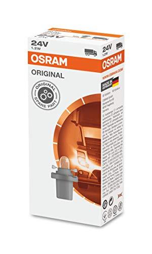 Osram 2741MF Original Lampe Spéciale, 24 V, Boîte de 10 pièces