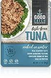 GOOD CATCH ATUN SABOR NORMAL VEGETAL 94g | Sin pescado |Vegano (Pack de 6)
