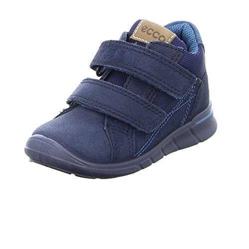 ECCO Baby-Jungen First Sneaker, Blau (Night Sky 1303), 22 EU