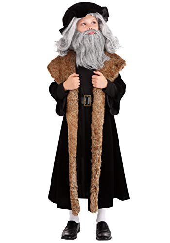 Kid's Leonardo da Vinci Costume Medium