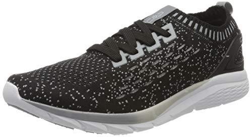 CMP – F.lli Campagnolo Herren Diadema Fitness Shoe Cross-Trainer, Schwarz (Nero-Cemento 45UE), 46 EU