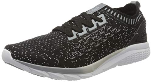 CMP – F.lli Campagnolo Herren Diadema Fitness Shoe Cross-Trainer, Schwarz (Nero-Cemento 45UE), 40 EU