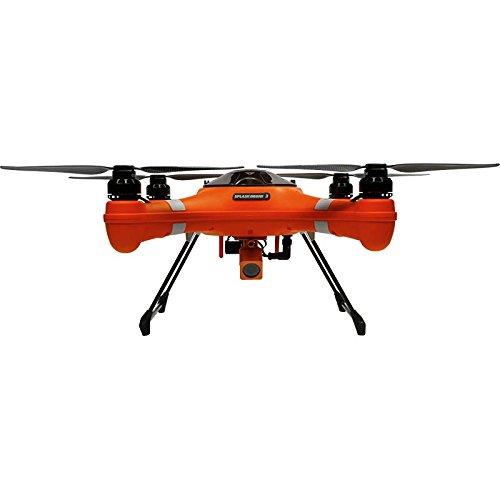 Swellpro Waterproof Fishing Drone Splash Drone 3 Fisherman with Line Release & Camera