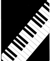 YO-9015 クリアホルダー (鍵盤)