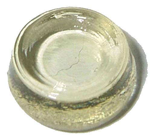 Kunsthandwerkstube Pyramidenlager Glaslager 12,5 mm
