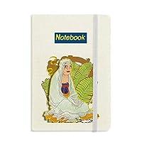 宗教は、十八羅漢図のパターン ノートブッククラシックジャーナル日記A 5