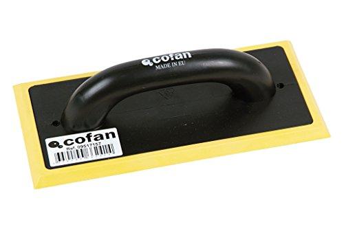 Cofan 09517157 Fratás de Goma rígida, 0.011 V, 250 x 110 mm