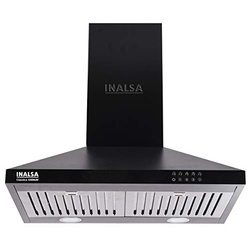 Inalsa 60 cm, 1050 m³/hr, Pyramid Chimney