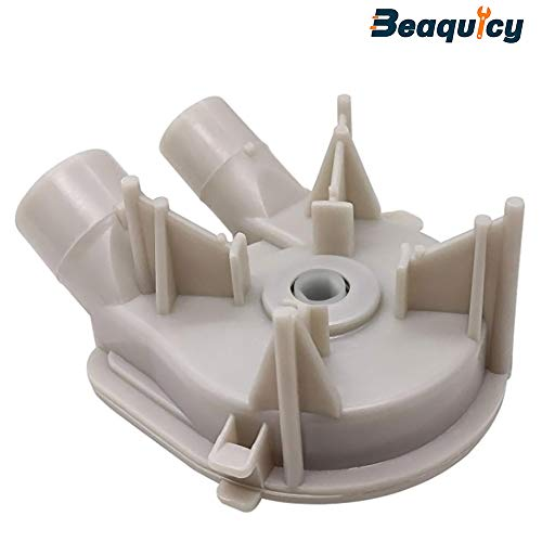 Beaquicy 3363394 Washer Drain Pump - Replacement part for Kenmore Kitchen Aid Maytag Roper and Whirlpool Washers