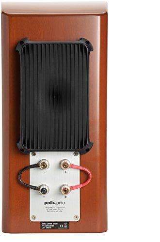 Polk Audio LSIM 703 Cherry - Altavoz de estantería