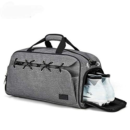Gym BagOutdoor Sports Gym Bag Multifunction Fitness With Shoes Pocket For Gym Sports Travel Swimming