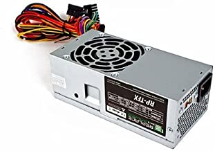 350W Replace Power TFX Power Supply Upgrade Replacement for Dell Inspiron 530s, 531s, 537s, 540s, 545s, 560s, Vostro 200(Slim), 200s,220s, Studio 540s SFF, XW605, XW604, XW784, XW783, YX301, YX299, YX303, 6423C, K423C, N038C, H856C, YX302, TFX0250D5W, TFX0250D5WB, TFX0250P5W X4, Delta DPS-250ab-28 b, DPS-220AB-2, 04G185021200DE, PS-5251-5 PCI-Express SATA