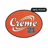 Creme 21-30 Prozent Mehr