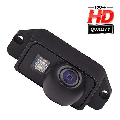 Caméra de recul intégrée dans la Plaque d'immatriculation pour Toyota Landcruiser Prado 120 150 Series A