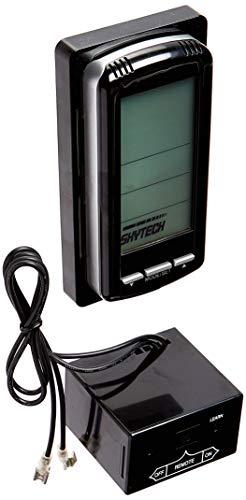 SkyTech SKY-5301 Fireplace-remotes-and-thermostats, Black