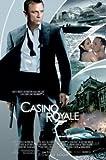 Casino Royale Film-Poster Action-Collage Daniel Craig als