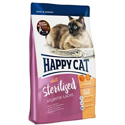 Happy Cat Supreme Sterilised Atlantik-Lachs 10 kg