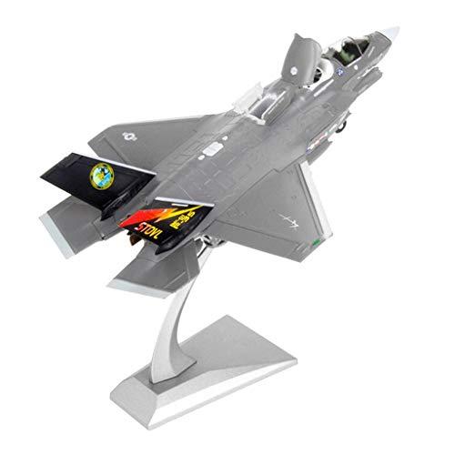 Injoyo Modello in Scala 1:72 in Scala F-35B Elicottero da Combattimento in Lega Modello Militare