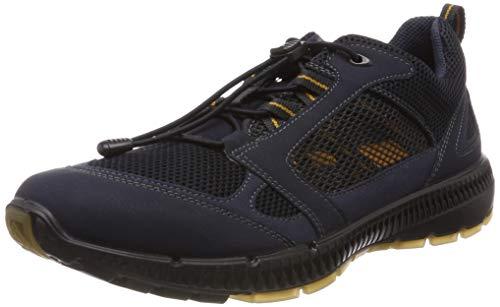 ECCO Herren Terracruise II Sneaker, Blau (Marine/Navy 53579), 41 EU