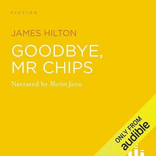 Goodbye, Mr Chips Titelbild