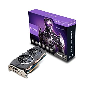 Sapphire Radeon R9 280X 3GB GDDR5 DVI-I/DVI-D/HDMI/DP Dual-X OC Version  UEFI  PCI-Express Graphics Card 11221-00-20G
