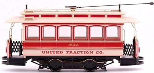 On30 Spectrum Street Car, United by Bachmann Industries