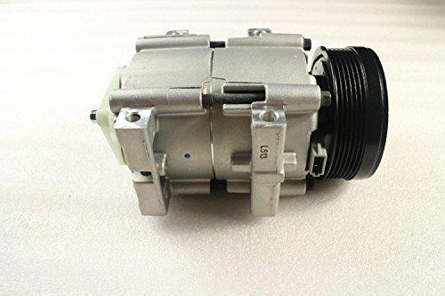 Gowe AC A/C Kompressor für Auto Ford Mustang 5.0L Motor mit AC 1994–1995