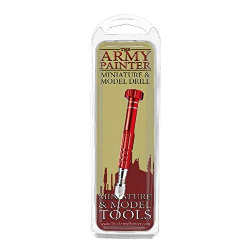 The Army Painter | Miniature and Model Drill | Herramientas de Modelado | para Juego de Rol, Juego de Mesa, Wargame Hobby Modelado y Pintura de Figuras Miniatura