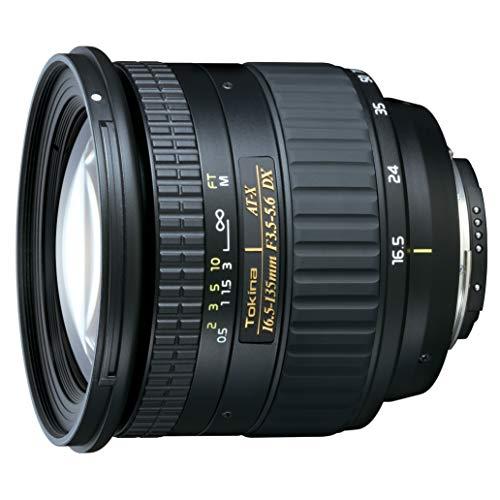 Tokina - Objetivo 16.5-162 mm f/3,5-5,6 ATX DX para Nikon