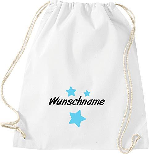 Kleckertegel kinderen gymtas rugzak gymzak spreuken stoffen tas met opdruk motief naam naam naam naam naam naam