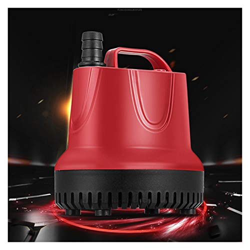 MENGzhuHSA Fish tank submersible pump 10/15/30/45/60/80W 50Hz water pump fish tank submersible ultra-quiet water pump fountain aquarium pond faucet function water pump For Garden/Aquarium/Fish Tank
