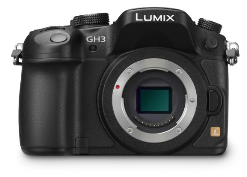 Panasonic DMC-GH3EG-K Fotocamera Digitale [BOMBA Amazon!]