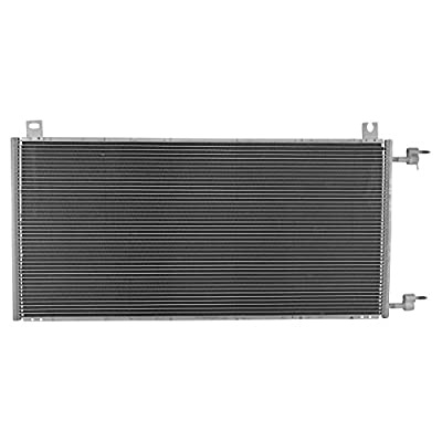 AC Condenser A/C Air Conditioning for Chevrolet GMC GM Pickup Truck SUV