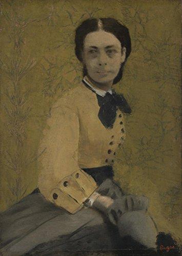Das Museum Outlet–hilaire-germain-edgar Degas–Princess Pauline de Metternich–Poster Print Online kaufen (101,6x 127cm)