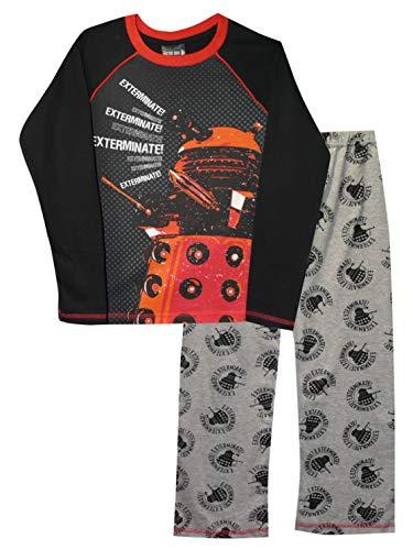Doctor Who Jungen Pyjamas Alter 5-6 Jahre