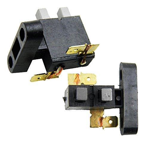 Hipa Carbon Brush Alternator for Honda 177F 182F 188F 190F 4000W 5000W 6500W 7000W Generator