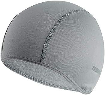 Cycling Skull Helmet Liner Warm Fleece Thermal Hat